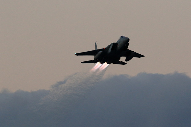 F-15JもHigh Rate takeoff 1