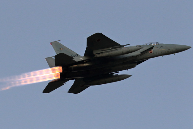 F-15JもHigh Rate takeoff 2