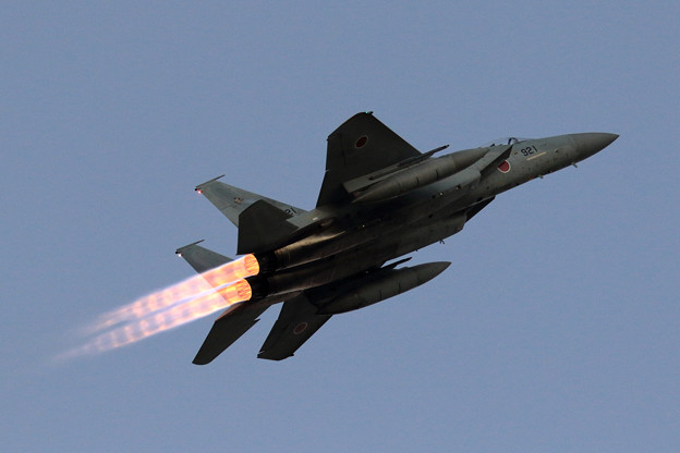 F-15JもHigh Rate takeoff 3