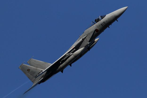 F-15J スクランブル発進