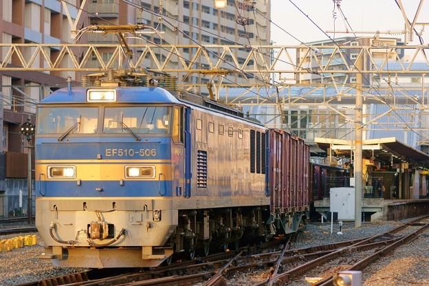 Photos: 4070レ【F510-506牽引】