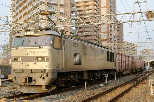 4070レ【EF510-509牽引】
