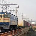 5087レ【EF65 2084牽引】