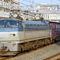 84レ【EF66 128牽引】