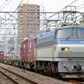 83レ【EF66 117牽引】