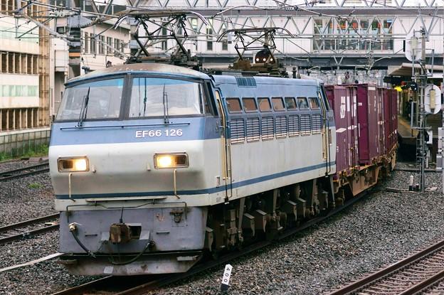 84レ【EF66 126牽引】