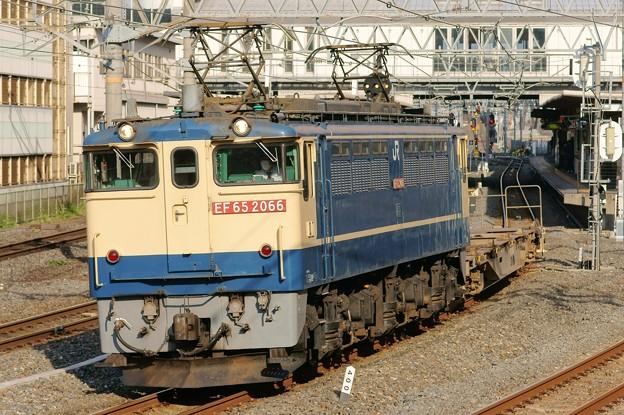 配1792レ【EF65 2066牽引】