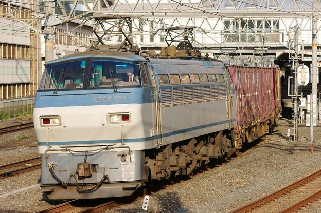 84レ【EF66 122牽引】
