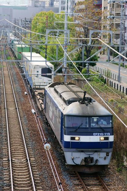 1050レ【EF210-119牽引】