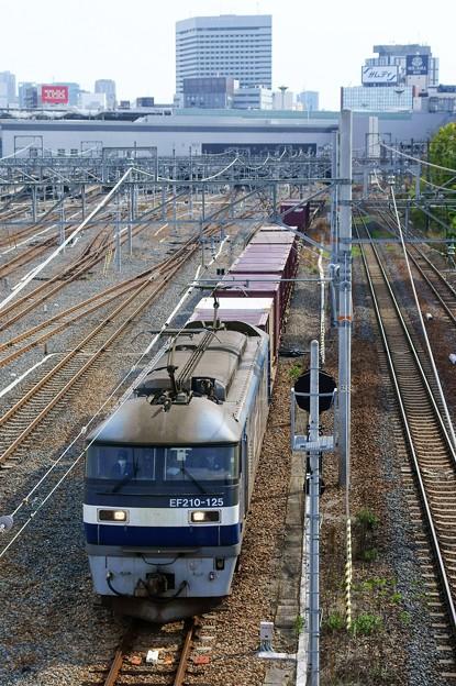 92レ【EF210-125牽引】