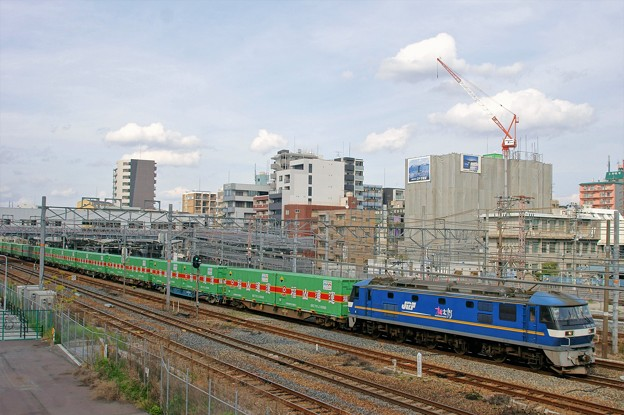 59レ【EF210-303牽引】