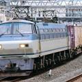 84レ【EF66 130牽引】
