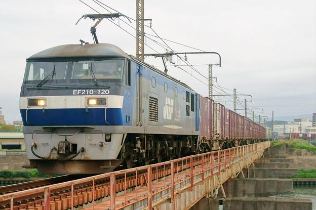 2065レ【EF210-120牽引】