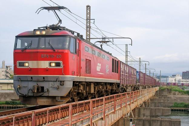 Photos: 4070レ【EF510-20牽引】