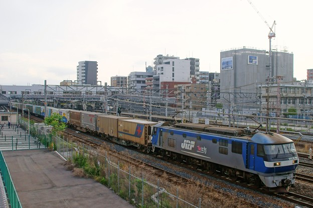 1051レ【EF210-161牽引】