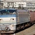 Photos: 84レ【EF66 119牽引】