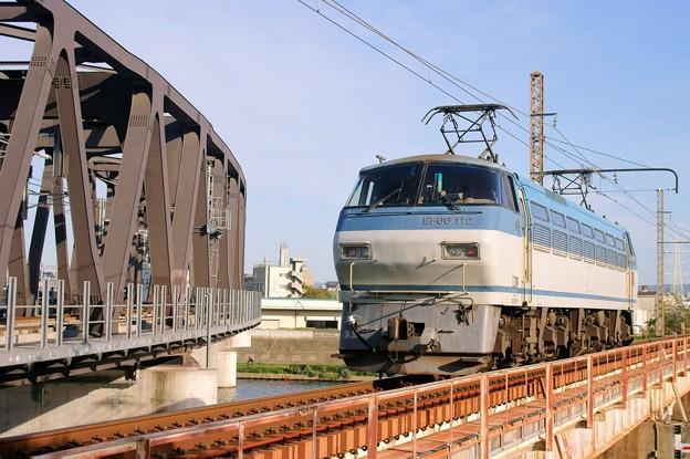 Photos: 単1780【EF66 112】