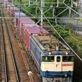 74レ【EF65 2066牽引】