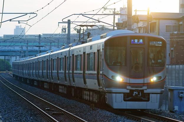 323系:桜島線