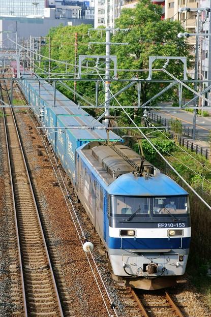臨8056レ【EF210-153牽引】