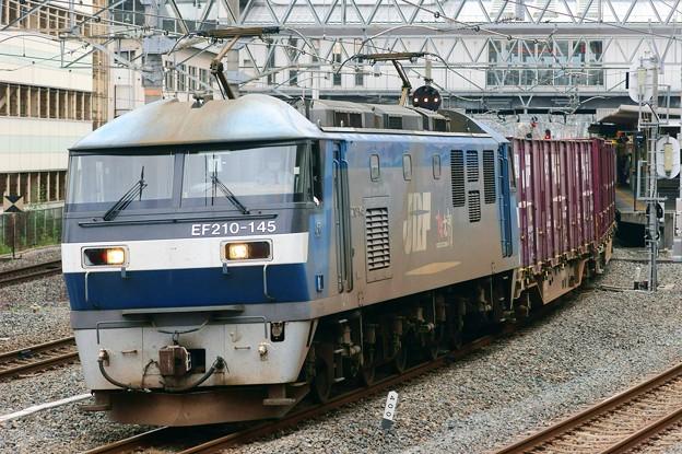 84レ【EF210-145代走】