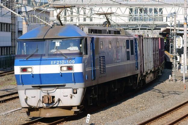 84レ【EF210-109代走】