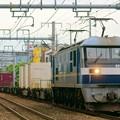 5057レ【EF210-301牽引】