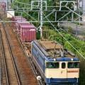 74レ【EF65 2090牽引】