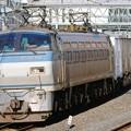 84レ【EF66 118牽引】