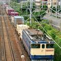 74レ【EF65 2092牽引】