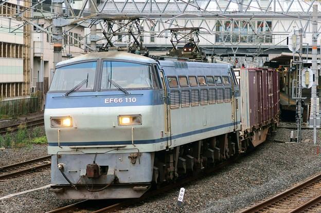 84レ【EF66 110牽引】