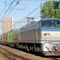 遅2067レ【EF66 129牽引】