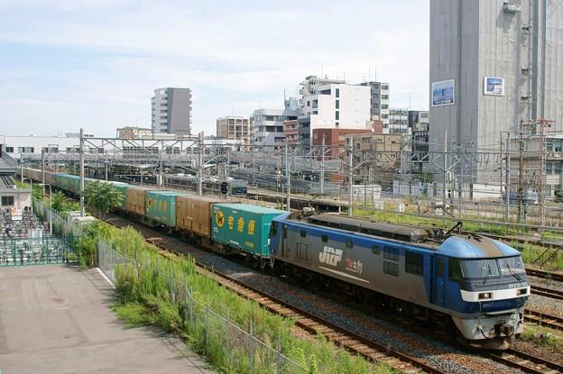 1055レ【EF210-165牽引】