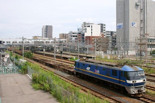 81レ【EF210-306牽引】