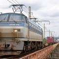 Photos: 83レ【EF66 119牽引】