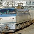 84レ【EF66 129牽引】