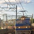 4076レ【EF510-514牽引】
