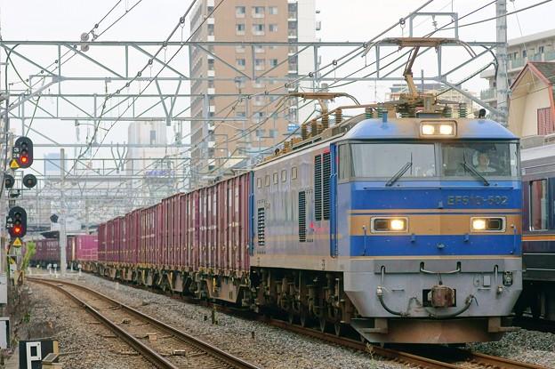 4070レ【EF510-502牽引】