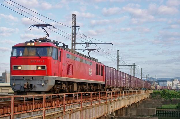 4070レ【EF510-3牽引】