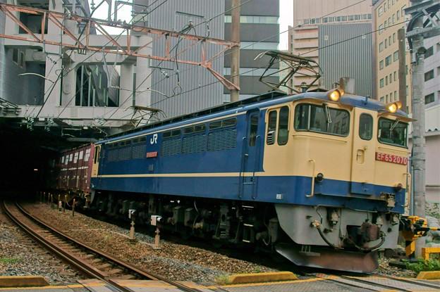 74レ【EEF65 2070牽引】