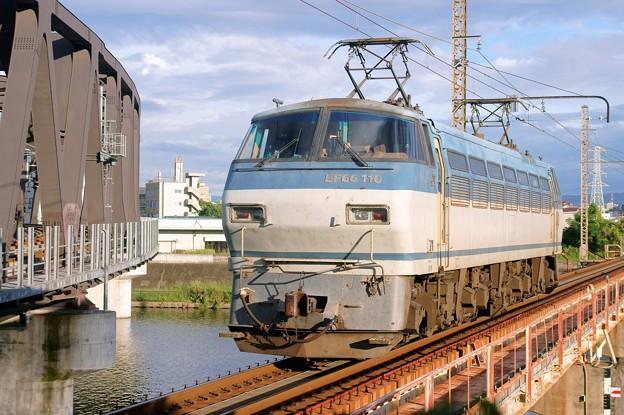 単1780【EF66 110牽引】