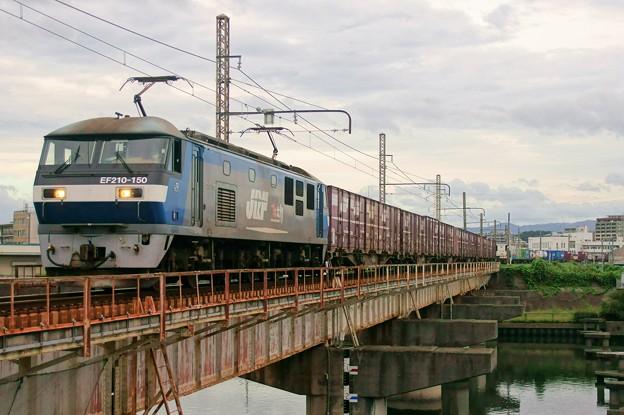 2065レ【EF210-150牽引】