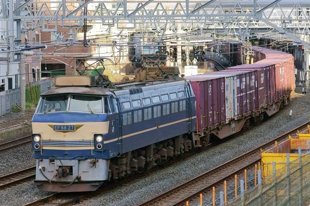 84レ【EF66 27牽引】