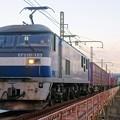 2065レ【EF210-123牽引】