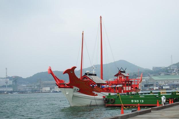 復元 唐船