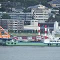 Photos: 作業船
