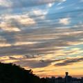 Photos: 不思議な夕空