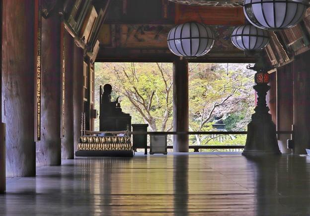 長谷寺 本堂