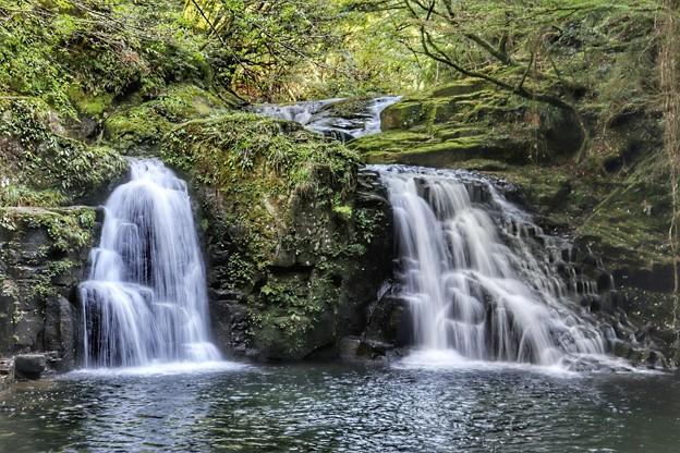 荷坦滝(ニナイダキ)