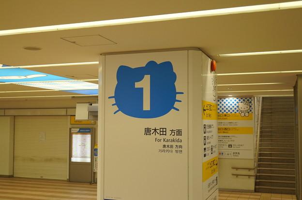 ハローキティー・ステーション…2